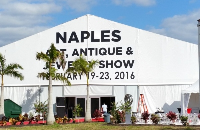 2016 Naples Art, Antique & Jewelry Show Opening Night