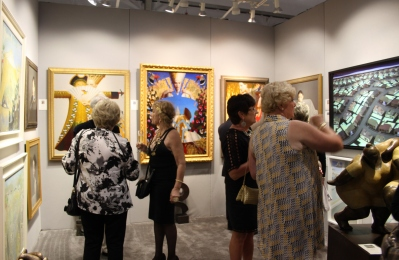 2017 Naples Art, Antique & Jewelry Show Opening Night Preview
