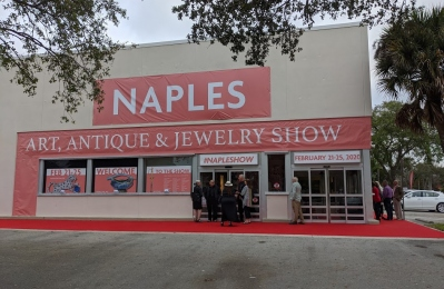 2020 Naples Art, Antique & Jewelry Show Part 2