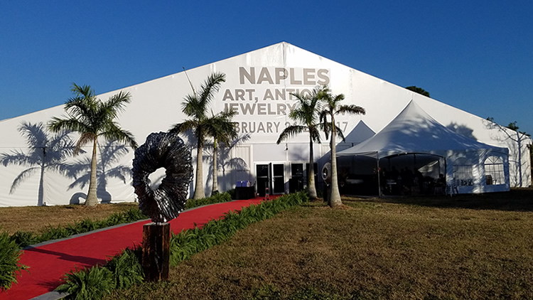 Show location naples art antique jewelry show for Coastland mall jewelry stores